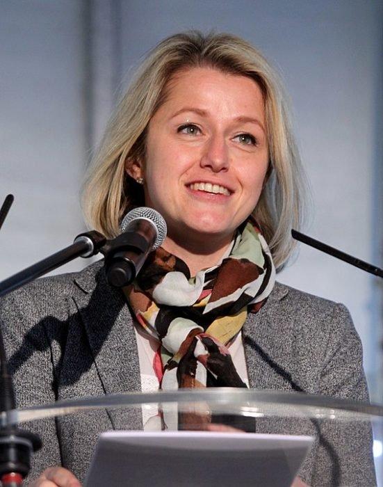 La ministra francese della transizione ecologica Barbara Pompili (Foto Pmau-Wikipedia)
