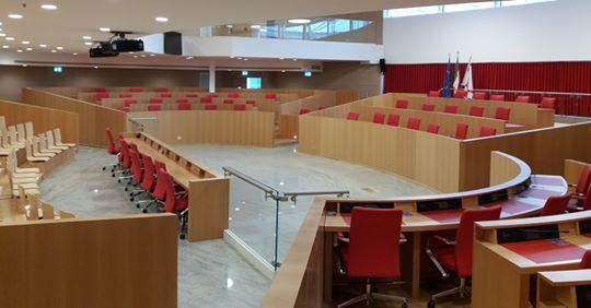 sala consiglio regionale puglia