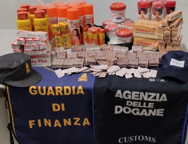 Sequestrati Farmaci E Cosmetici Pericolosi All Aeroporto Di Bari Ambient Ambienti