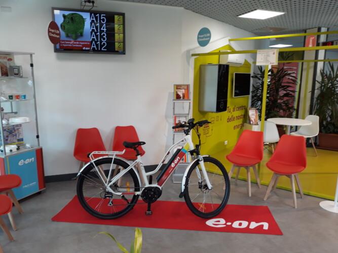 e-bike E.ON