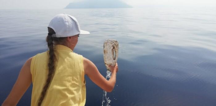FIlicudi Wildlife Conservation_inquinamento in mare