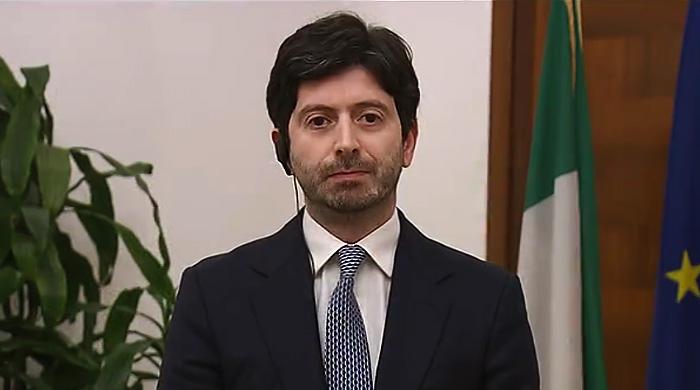 ministro salute speranza_(foto Ministero della Salute