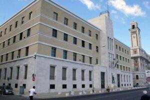 La sede della Regione Puglia
