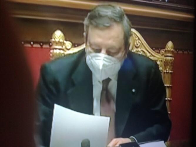 Mario Draghi_senato