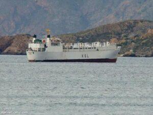 La nave Karim Allah (foto dal Fatto Alimentare)