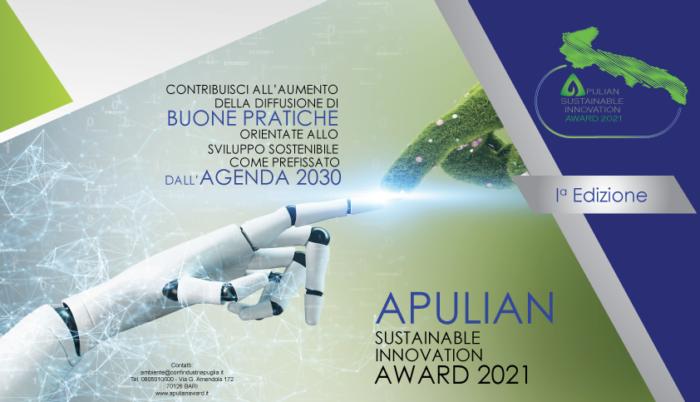 apulian sustainble innovation award