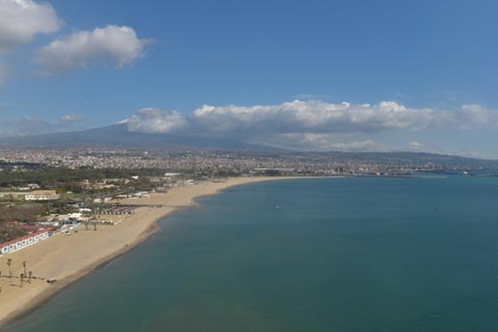 costa sud catania