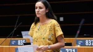 L'europarlamentare Eleonora Evi