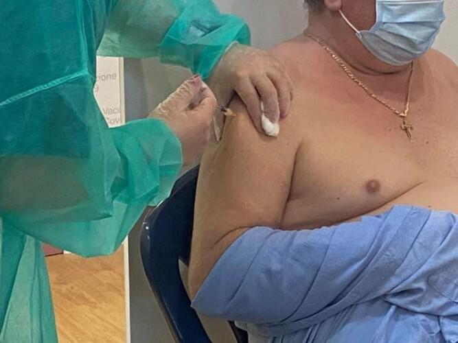 Foto vaccinazioni