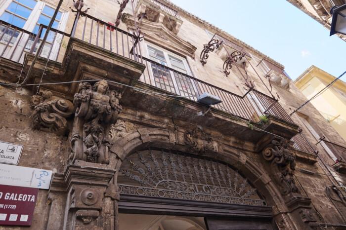 Palazzo Galeota - Taranto