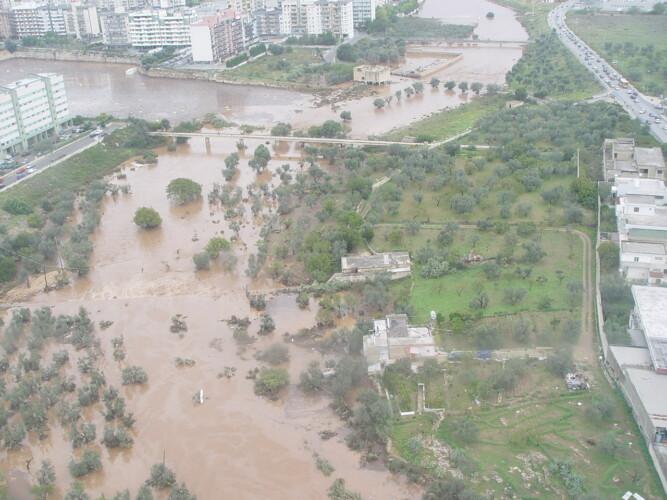alluvione 2005 Bari