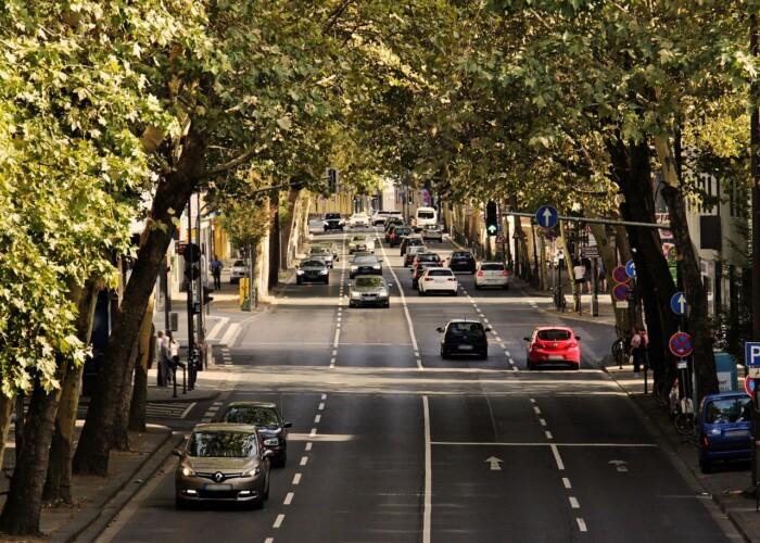 città traffico