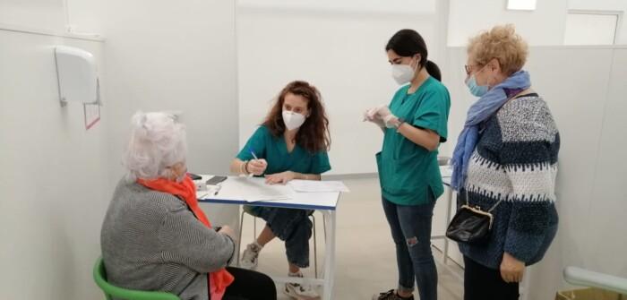 hub fiera Bari vaccini over 60 e richiami pfize