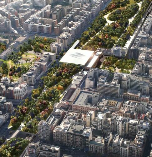 21-07-21 progetto Nodo verde finanziato per 100 milioni di euro dal bando ministeriale Qualità dell'abitare