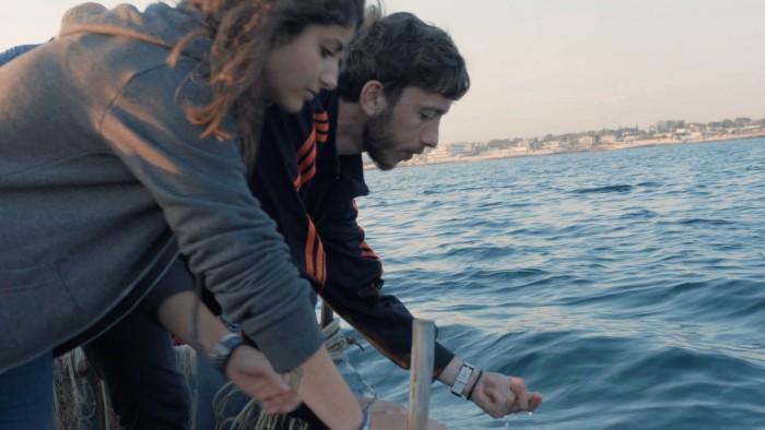 la giornalista Claudia Carotenuto e l'economista ambientale Daniele Giustozzi
