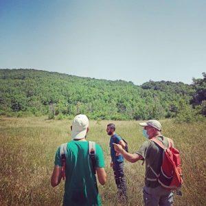 Escursioni a Orsara alla riscoperta del turismo lento