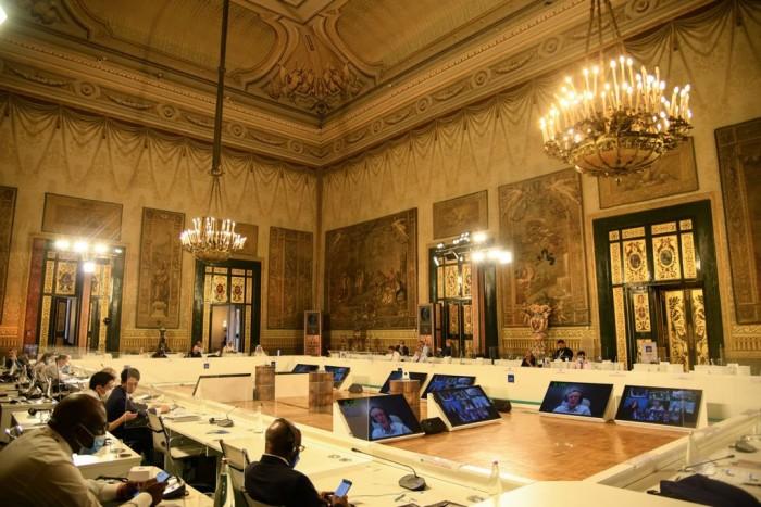 G20 Environment - II session(foto massimiliano de giorgi)