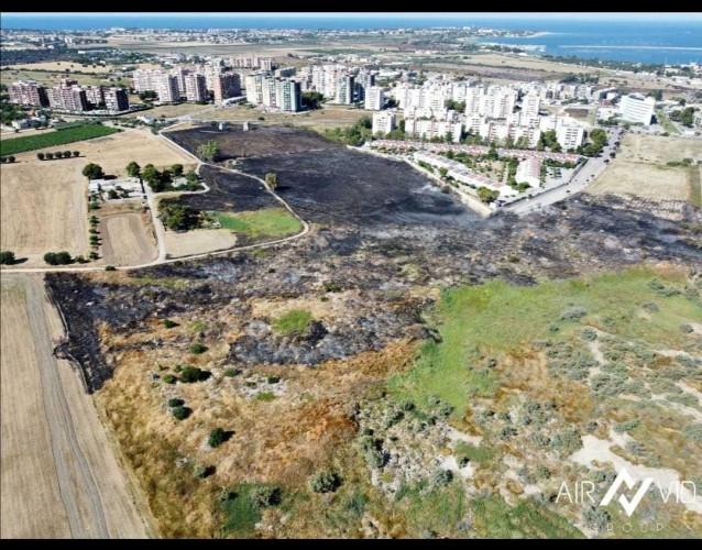 salinella bruciata drone airvid group