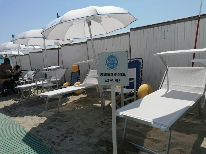spiaggia accessibile otranto