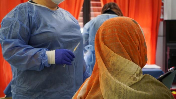 vaccino afghani