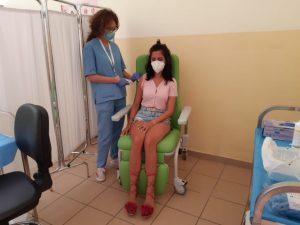 Vaccinazioni a Borgo Mezzanone