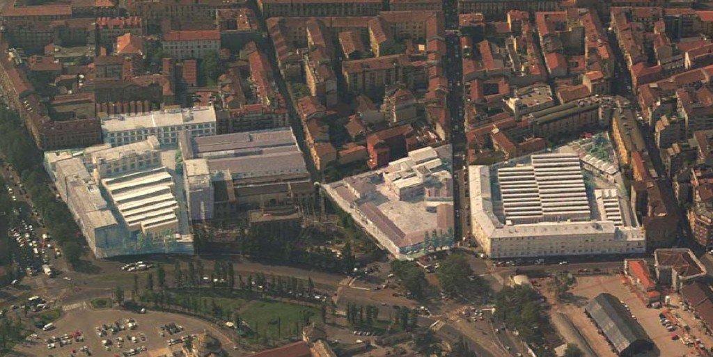 L'area ex-ENEL a Milano