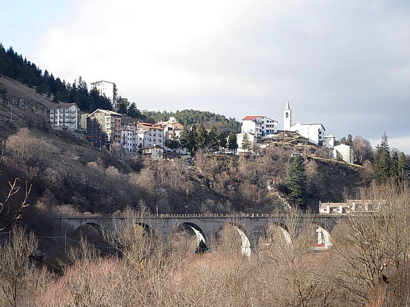 veduta panoramica di Roccaraso (AQ)